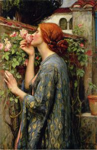 John_William_Waterhouse_-_The_Soul_of_the_Rose,_1903
